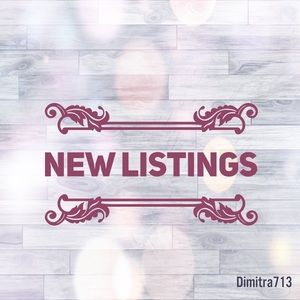 Other - 💠 New Listings! 💠